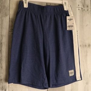OshKosh B'gosh | Boys Blue Pull On Shorts